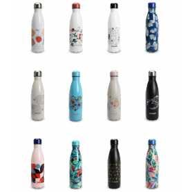 "PRE-ORDER Bouteille isotherme Duck'N 500 ml  ""Gift Box"" - 12 designs assortis en boite couleur"